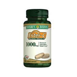 Natures Bounty - Nature's Bounty Ester-C 1000 mg 60 Tablet